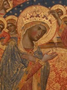 Incoronation of the Virgin