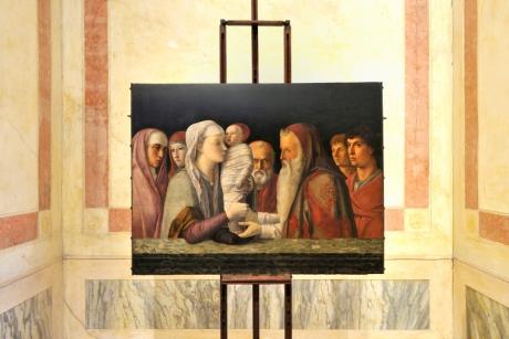 Giovanni Bellini -The Presentation of Christ in the Temple, 1469 c.