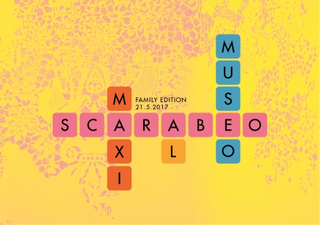 Maxi Scrabble in the Museum