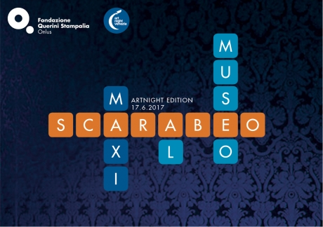 Maxi Scrabble Game at the Museum