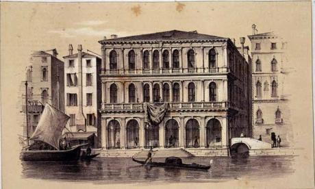 Palazzo Dolfin Manin Sede Banca d\'Italia
