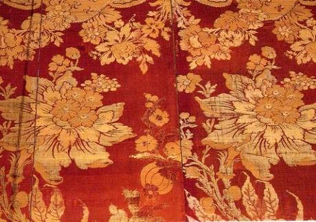 Arazzo in lane policrome e seta, XVI secolo