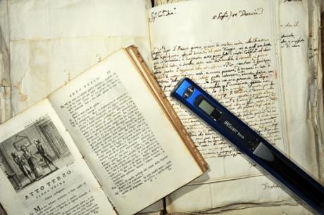 Fotoriproduzioni di libri antichi