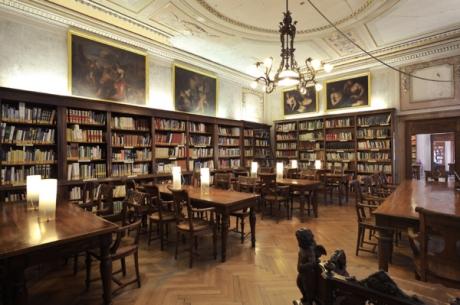 Biblioteca Fondazione Querini Stampalia