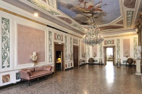 Portego Museo Fondazione Querini Stampalia