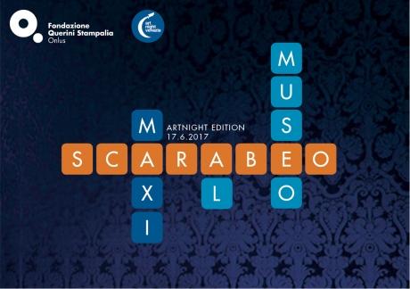 Maxi Scarabeo al Museo: 17 giugno, ore 19