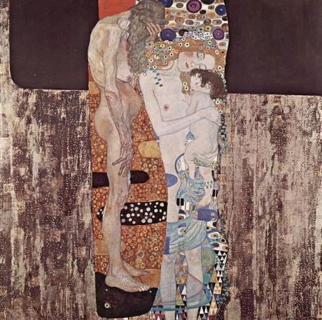 Le tre età della donna, Gustav Klimt (1862-1918)